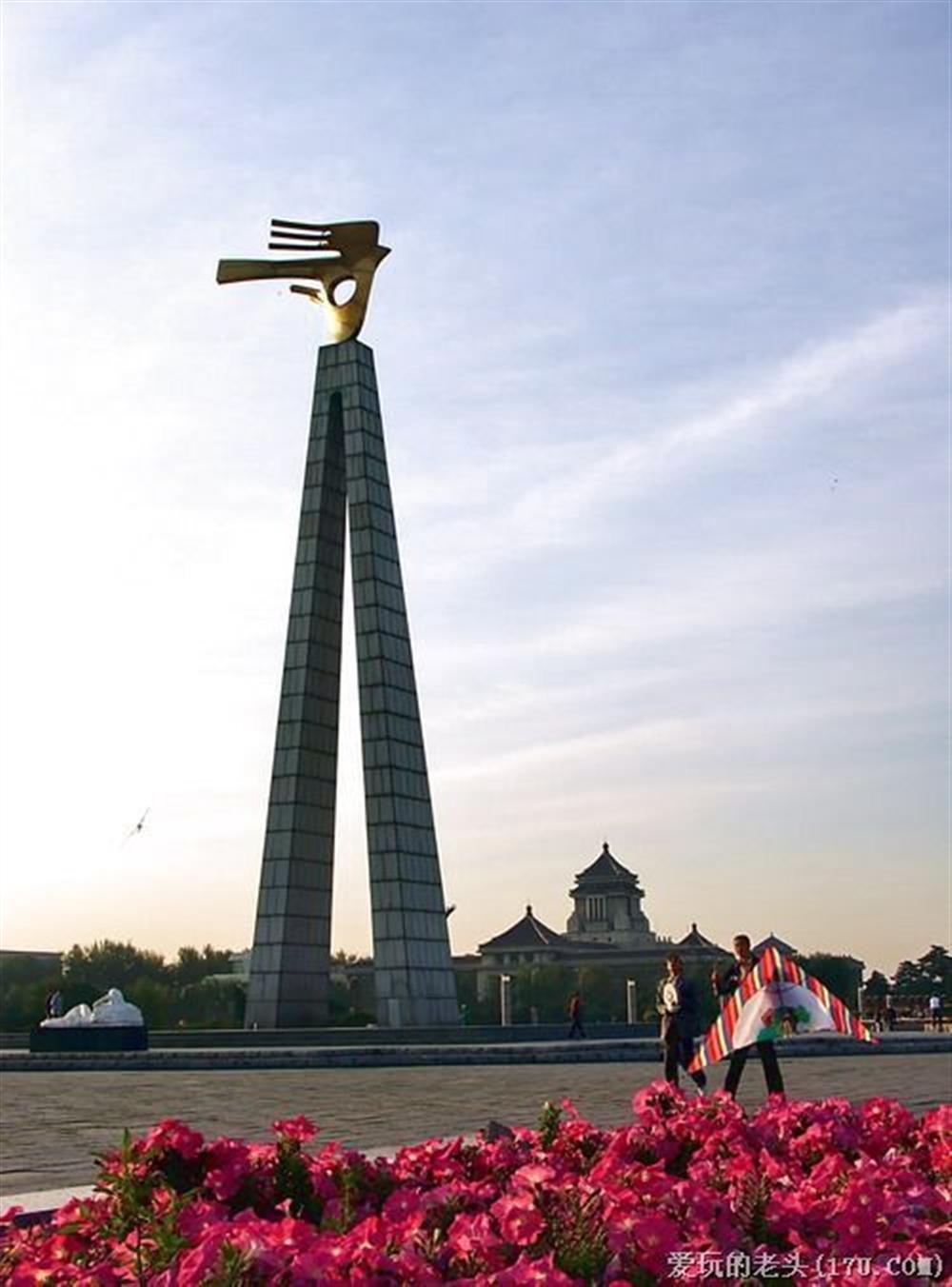 文化广场平面图 文化广场手绘平面图 农村文化广场效果图