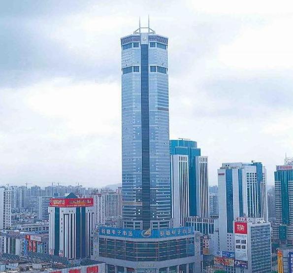 深圳十大地标性建筑