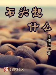 石头想什么(三部曲)